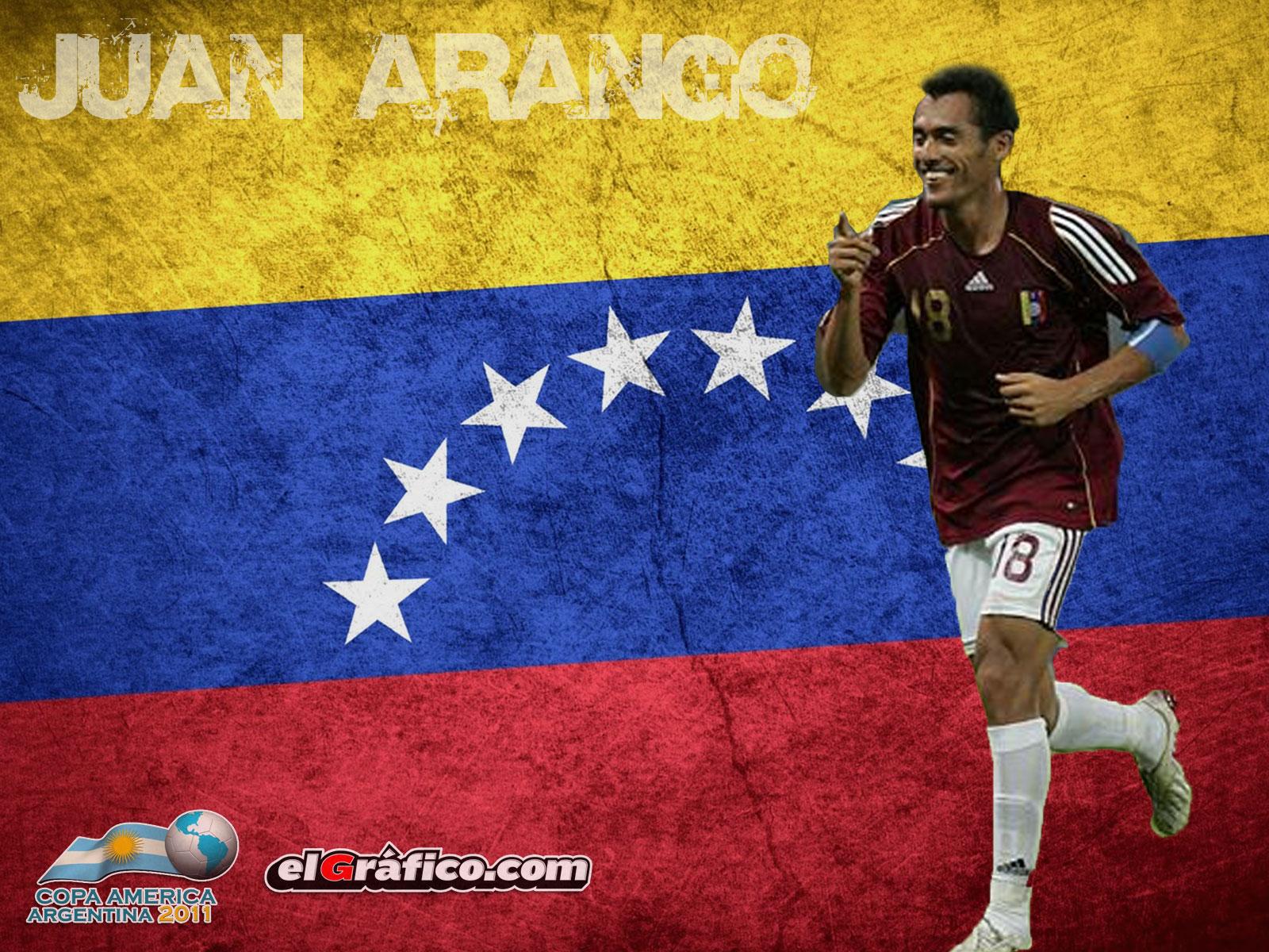 ¿Quién es el mejor futbolista venezolano de la historia?
